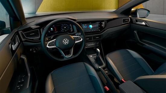 интерьер салона VW Nivus