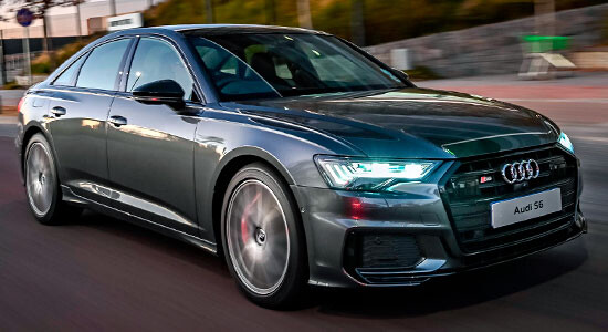 Audi S6 (C8) на IronHorse.ru ©