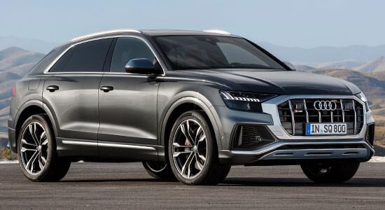 Audi SQ8 (2020-2021) на IronHorse.ru ©