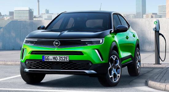 Opel Mokka (2020-2021) на IronHorse.ru ©