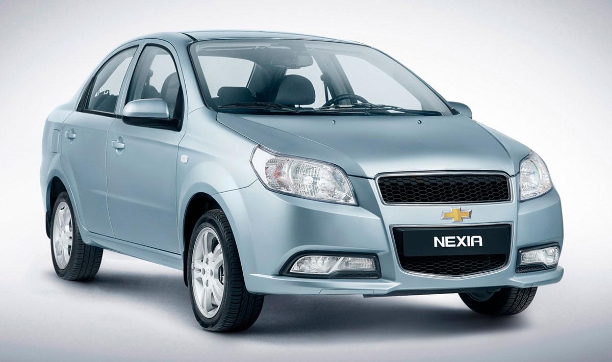 Chevrolet Nexia (2021-2022) цена и характеристики, фотографии и обзор