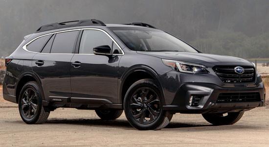 Subaru Outback 6 (2021) на IronHorse.ru ©