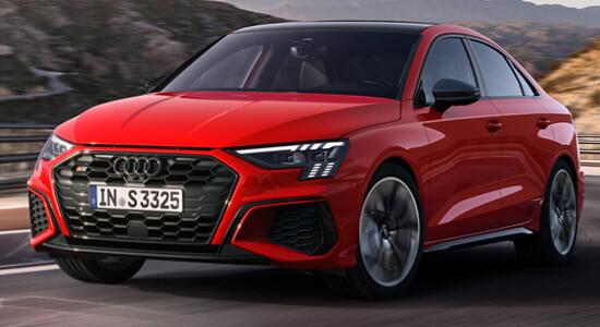 Audi S3 Sedan (2021-2022) на IronHorse.ru ©