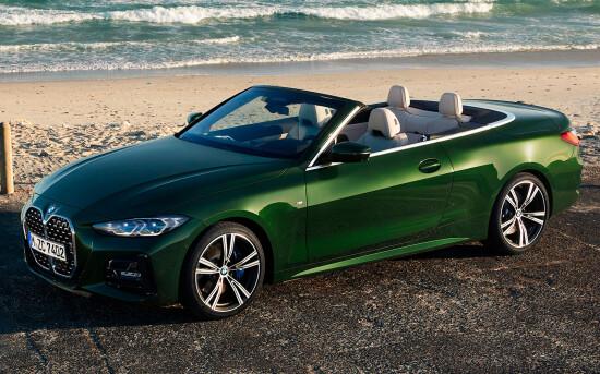 BMW 4-series (G23)