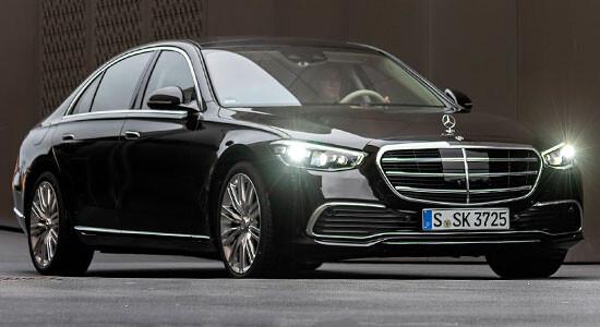 Mercedes-Benz S-Class (W223) на IronHorse.ru ©