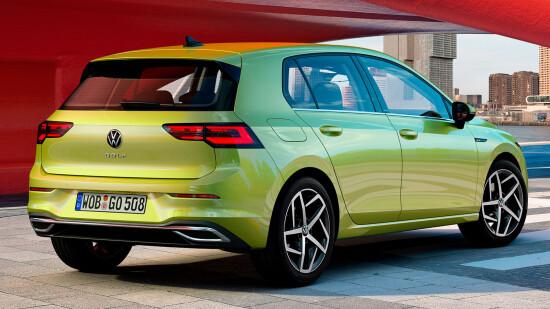 Volkswagen Golf VIII 2021