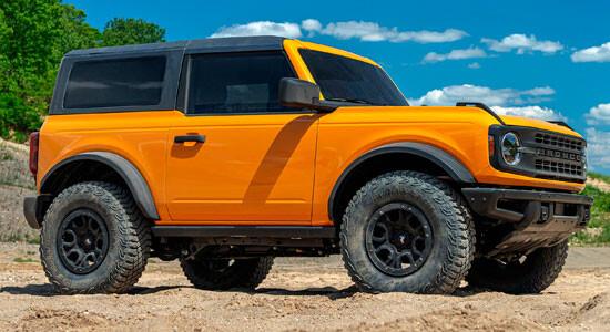 Ford Bronco (2020-2021) на IronHorse.ru ©