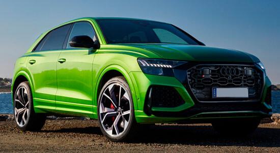 Audi RS Q8 (2020-2021) на IronHorse.ru ©