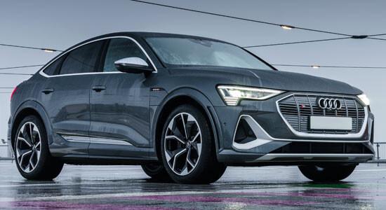 Audi e-tron Sportback на IronHorse.ru ©