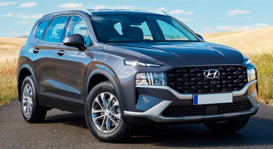 Hyundai Santa Fe 4 (%year%)