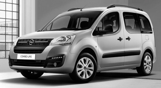 Opel Combo Life (%year%)