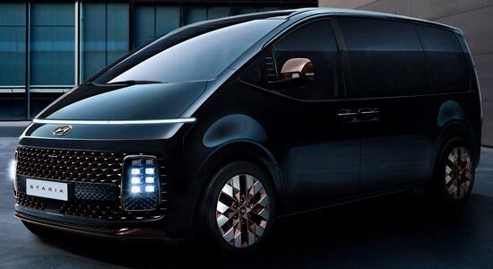 Hyundai Staria на IronHorse.ru ©