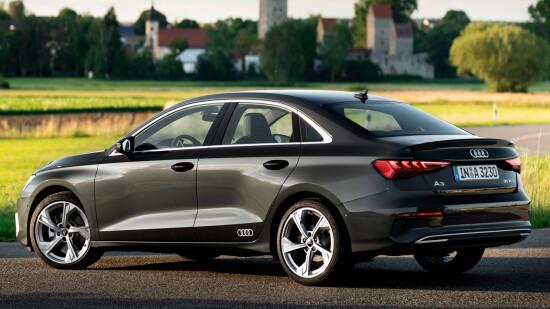 Audi A3 Sedan (8Y)