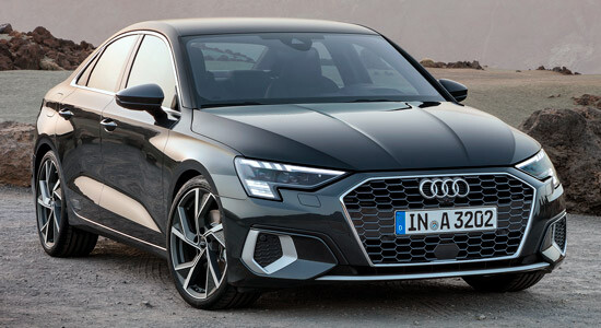 Audi A3 Sedan (8Y) на IronHorse.ru ©