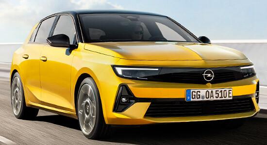 Opel Astra L (%year%) цена и характеристики, фотографии и обзор