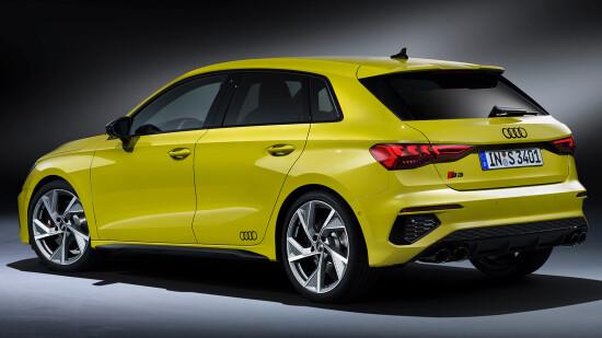 Audi S3 Sportback (8Y)
