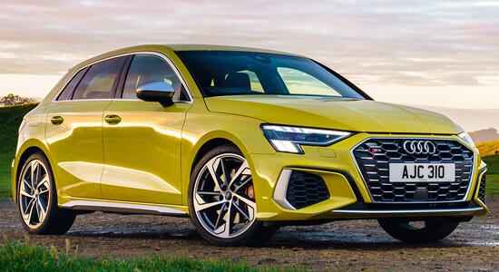 Audi S3 Sportback (%year%)