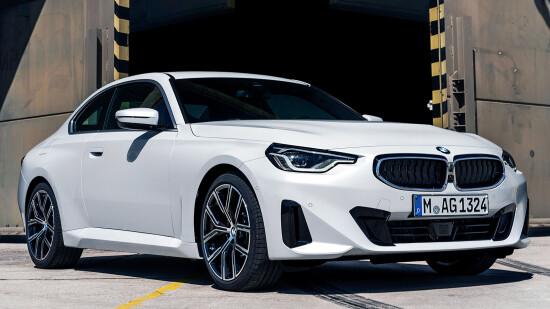 купе БМВ 2-й серии Coupe (2021)