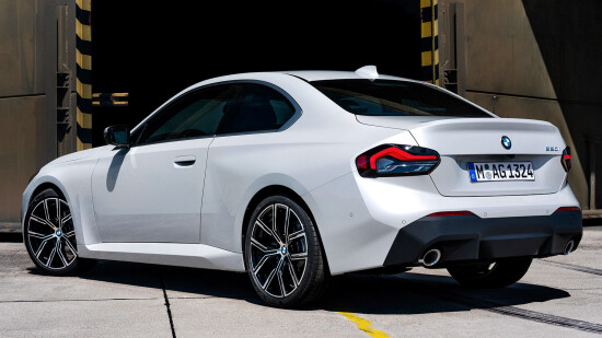 BMW 2 Coupe (G42)