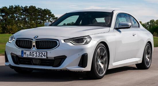 BMW 2-Series (G42) на IronHorse.ru ©
