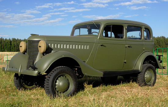 ГАЗ-61-73 (М1)