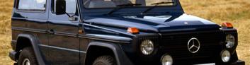 Mercedes-Benz G-class W460 на IronHorse.ru ©