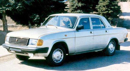 ГАЗ-31029 Волга (1992-1997) на IronHorse.ru ©