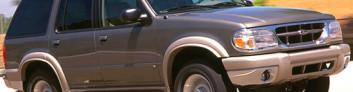 Ford Explorer 2 (1995-2003) на IronHorse.ru ©