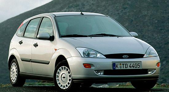 Ford Focus 1 (хэтчбек) на IronHorse.ru ©