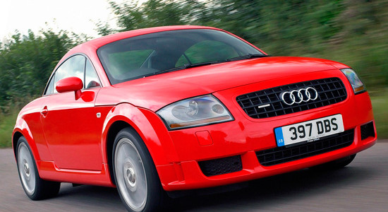 Audi TT (8N, 1999-2006) на IronHorse.ru ©