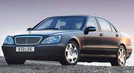 Mercedes-Benz S-class (W220) на IronHorse.ru ©