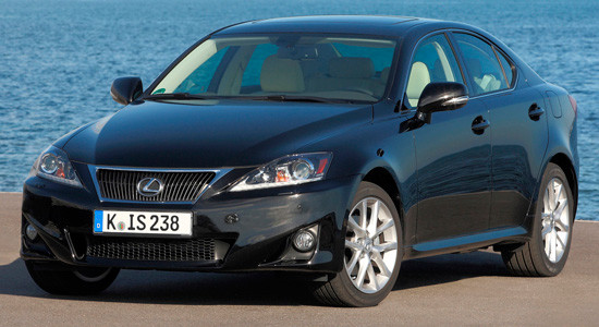 Lexus IS (2005-2013) на IronHorse.ru ©