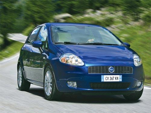 Автомобиль FIAT Grande Punto