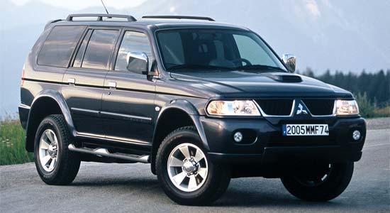 Mitsubishi pajero sport vs ssangyong kyron отзывы цены и