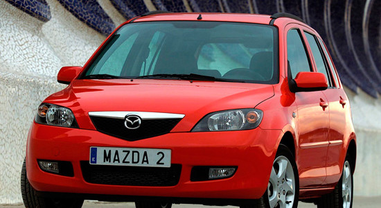 Mazda 2 (2002-2007) на IronHorse.ru ©