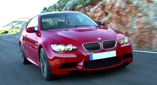 Спорт-купе BMW M3 (E92)