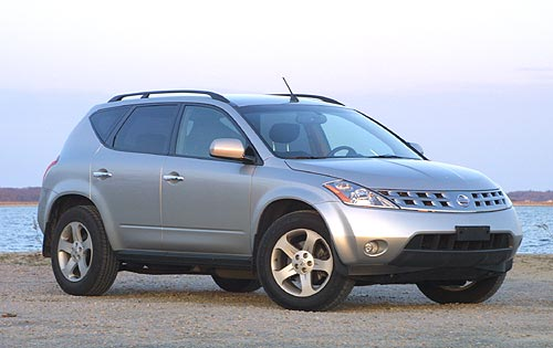 Nissan Murano 1