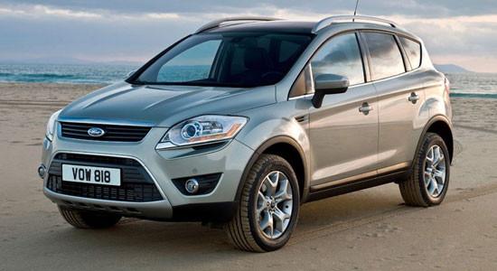 Ford Kuga 1 (2008-2012) на IronHorse.ru ©