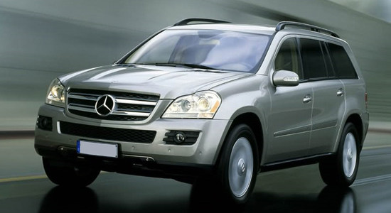 Mercedes-Benz GL X164 на IronHorse.ru ©