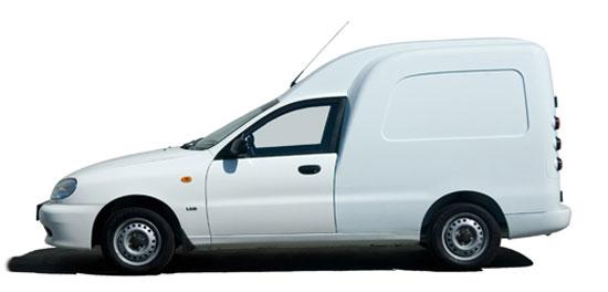 ZAZ-Daewoo Sens Van