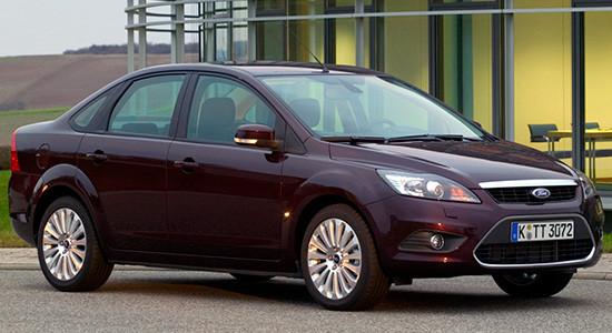 Ford Focus 2 (седан) на IronHorse.ru ©