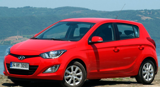 Hyundai i20 (2008-2014) на IronHorse.ru ©