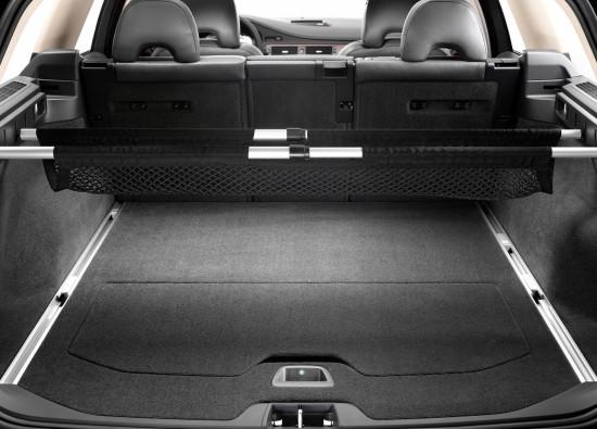 багажный отсек Volvo XC70 II