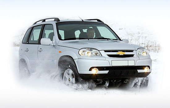 ���������� ��������� Chevrolet Niva