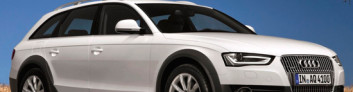 Audi A4 allroad Quattro (B8)
