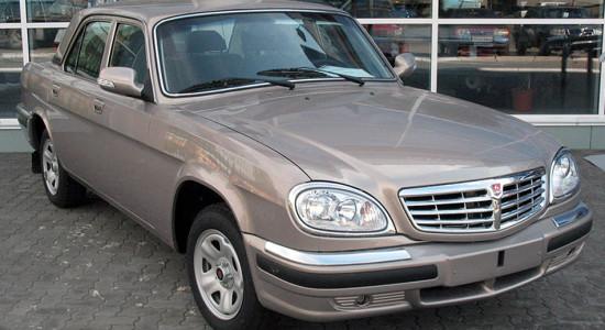 ГАЗ-31105 Волга (2004-2010) на IronHorse.ru ©