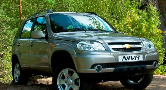 Chevrolet Niva 1 (2002-2016) на IronHorse.ru ©