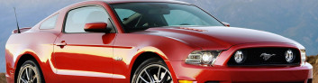 Ford Mustang 5 (2004-2014) на IronHorse.ru ©