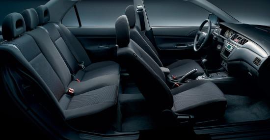 салон Mitsubishi Lancer 9 Classic