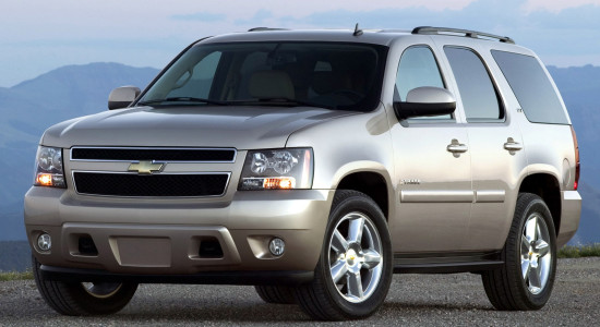Chevrolet Tahoe 3 (2006-2014) на IronHorse.ru ©
